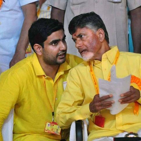 Chandrababu Naidu, son Nara Lokesh put under house arrest amid protest against YSRCP government