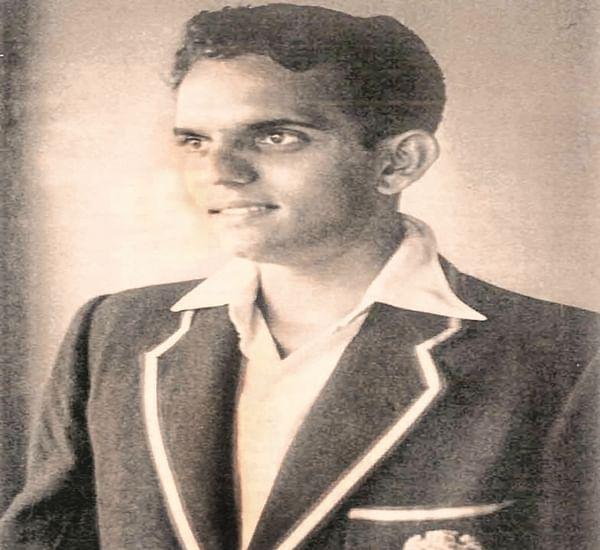 Madhav Apte: Cricket's shootingstar