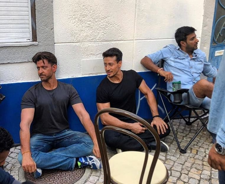 Hrithik Roshan and Tiger Shroff wrap up WAR with a nostalgic video