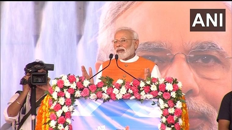 PM Narendra Modi 69th birthday Live Updates: I believe Sardar Patel's inspiration will help New India to achieve its every goal, says PM at public rally