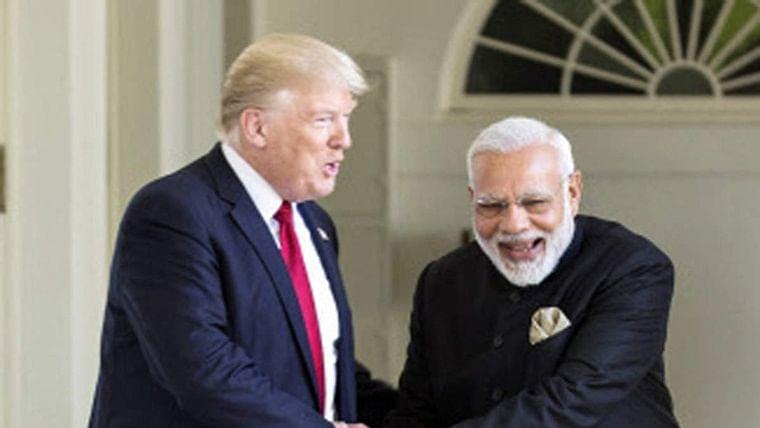 PM Narendra Modi, Donald Trump to meet twice in US next week: Ambassador Harsh Vardhan Shringla