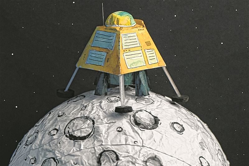 Wounded Lander located, ISRO is trying to 'talk' to it