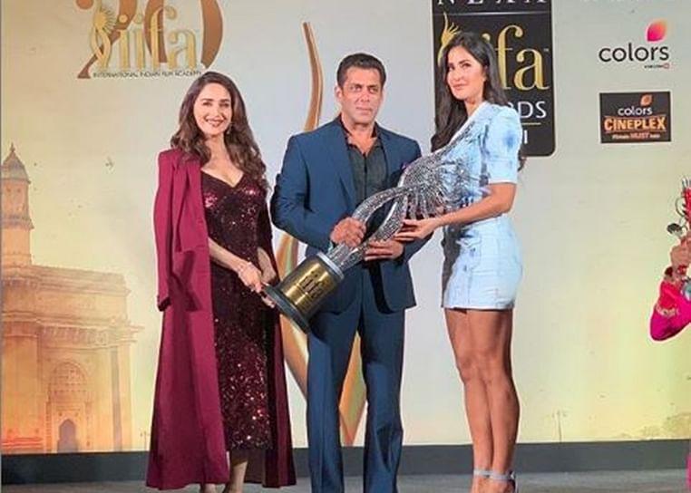 Salman Khan, Madhuri Dixit to perform at 20th edition of IIFA in Mumbai