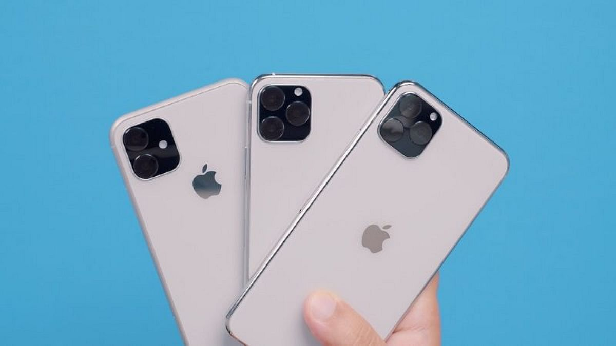 2019 iPhone Lineup