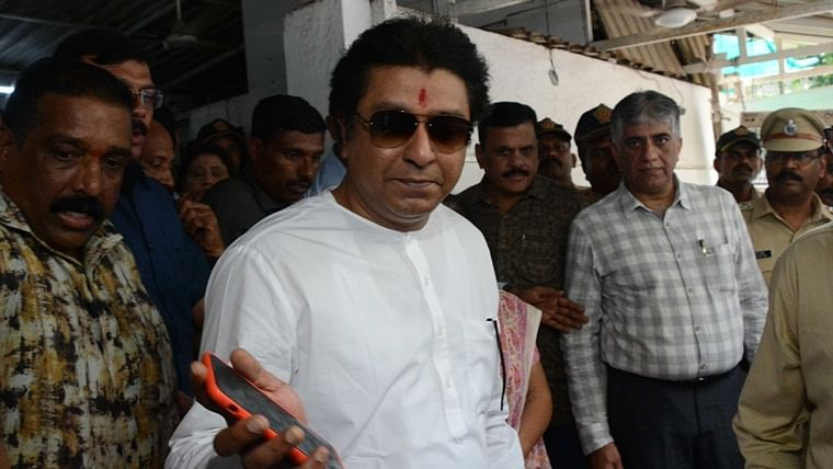 "Raj Thackeray has become ""less vocal"" after ED questioning: Ajit Pawar"
