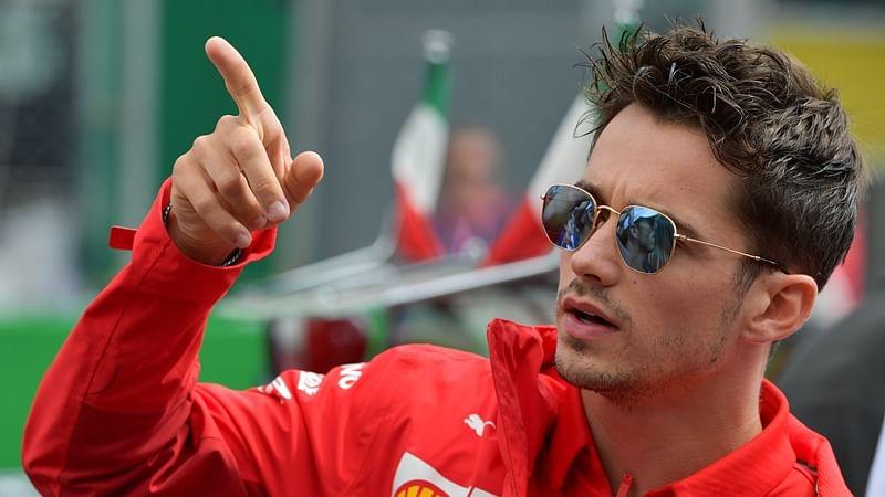 Charles Leclerc beats Mercedes' Valtteri Bottas and Lewis Hamilton to end nine-year title wait at Monza