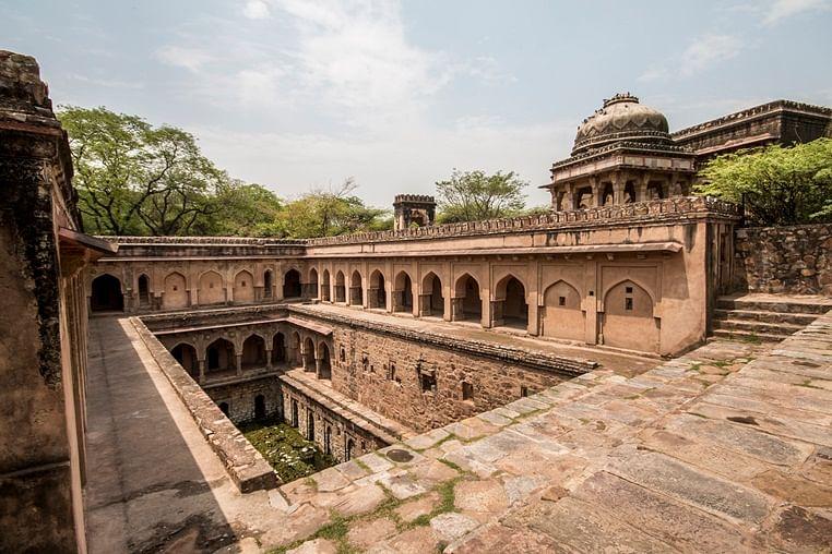 Delhi Heritage: Down by the baoli