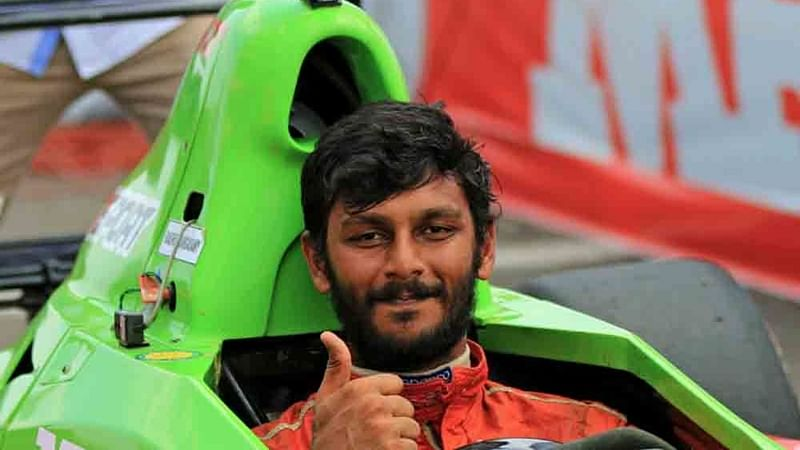 Raghul Rangasamy shoots into lead after Round 2 of JKNRC