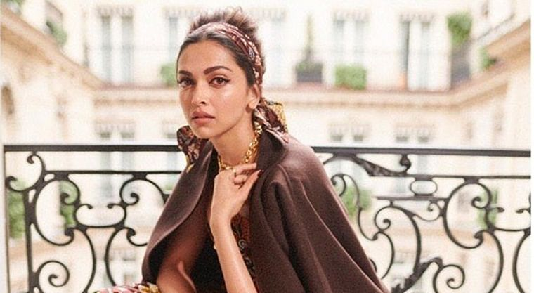 Deepika Padukone glows in Dior for Paris Fashion Week