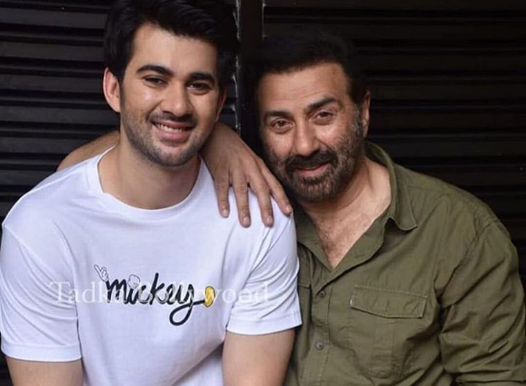 Sunny Deol reveals remakes won't be a part of son Karan Deol's film career