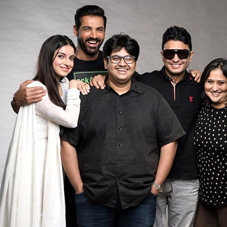 Divya Khosla Kumar to star opposite John Abraham in 'Satyameva Jayate 2'