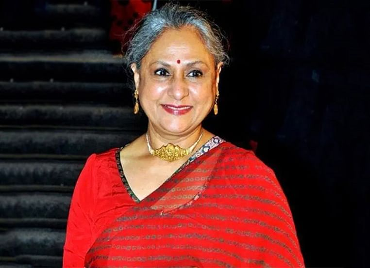 Jaya Bachchan runs up on stage at fashion show to hug this model