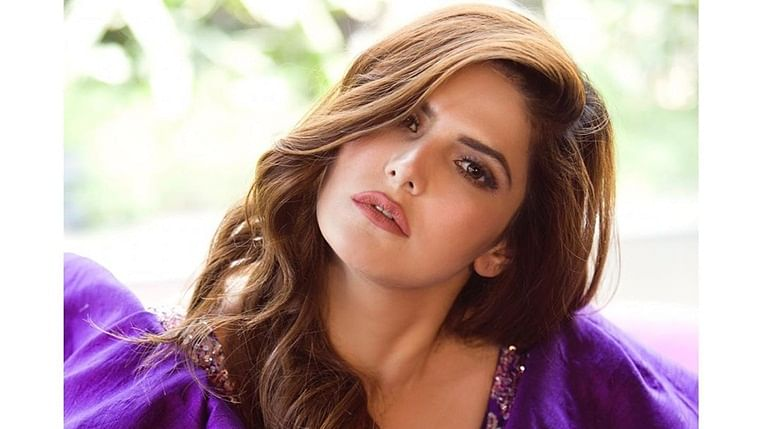 Belief and books: Zarine Khan