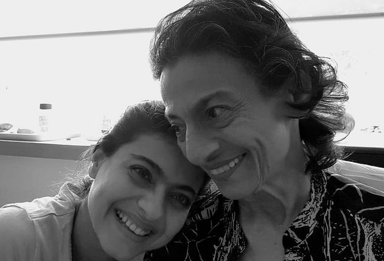 Kajol's birthday wish for her 'super mom' will warm your heart