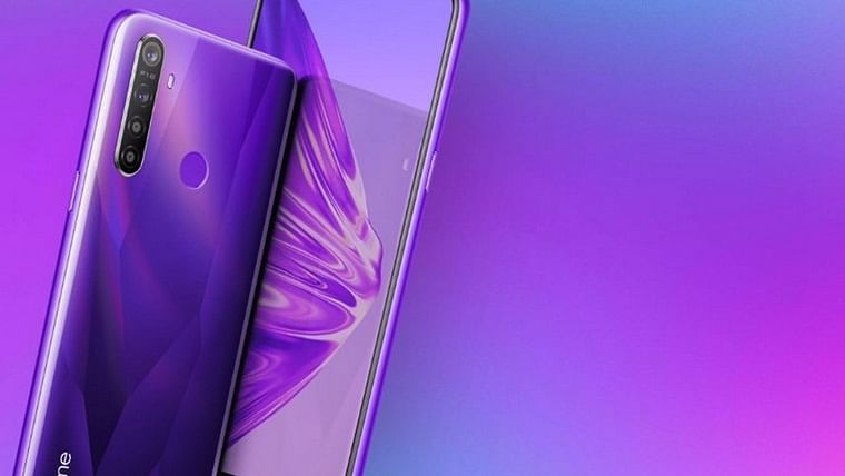 Realme 5 to go on sale today at 12 noon in India via Flipkart and Realme.com; price starts at Rs 9,999