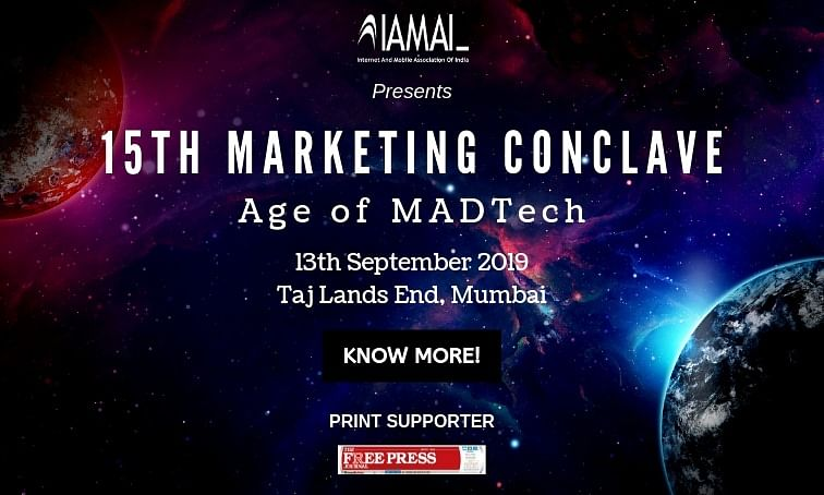 15th Edition of IAMAI's Marketing Conclave to Focus on Future of Marketing