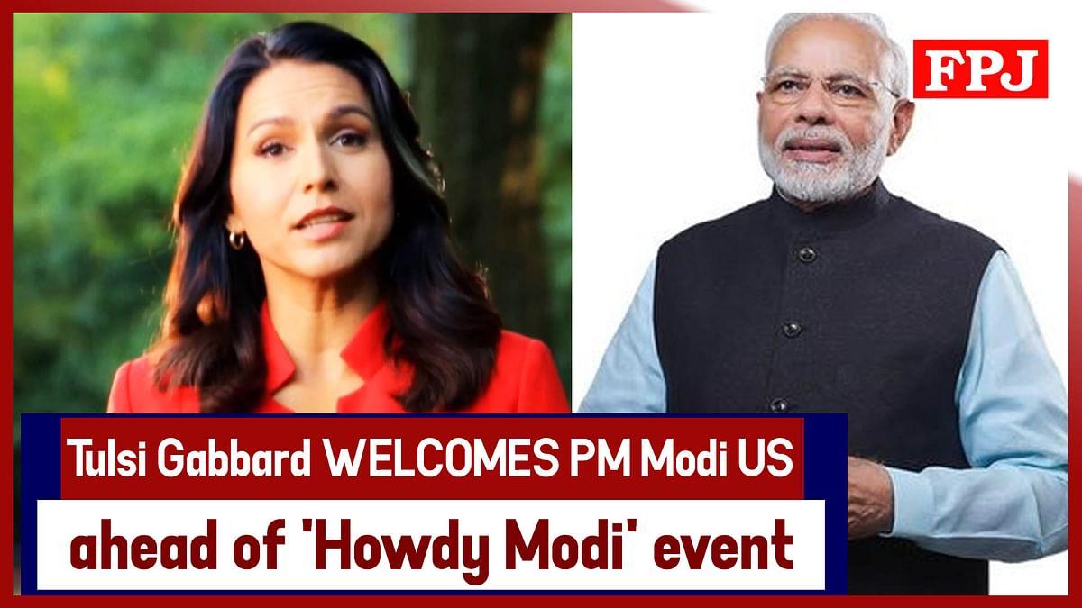 Tulsi Gabbard Welcomes PM Narendra Modi To US Ahead Of '#HowdyModi' Event