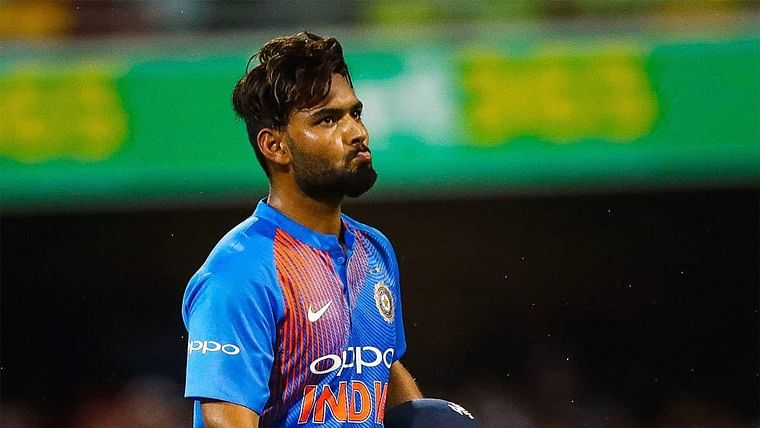 Twitter trashes Rishabh Pant after lousy performance