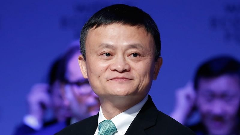 Jack Ma eases out of a thriving Alibaba