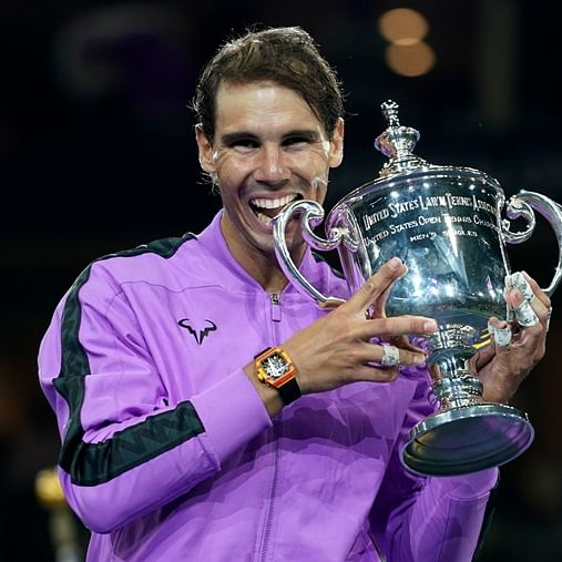 Rafael Nadal beats Daniil Medvedev to win US Open for the fourth time