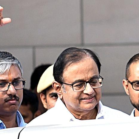 INX Media scam: Chidambaram's judicial custody extended till Oct 17