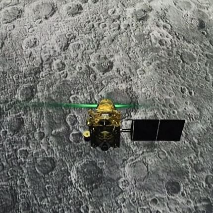 Latest Moon flyby finds no trace of India's Chandrayaan-2 Vikram lander: NASA