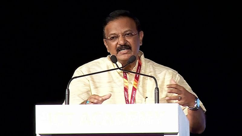 Infrastructure in industrial estate to be augmented with Central aid: Pondy Minister MOHF Shahjahan