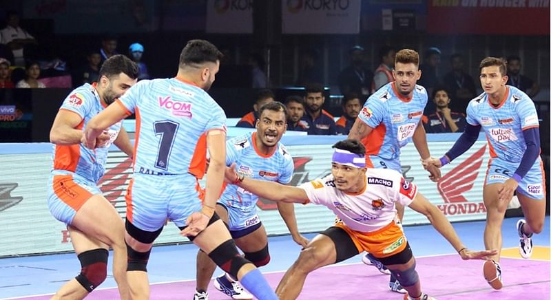 Bengal Warriors prevail 42-39 over Puneri Paltan