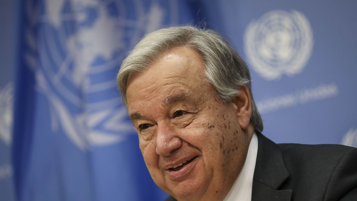 World will be back to normal only after a vaccine: UN chief Antonio Guterres