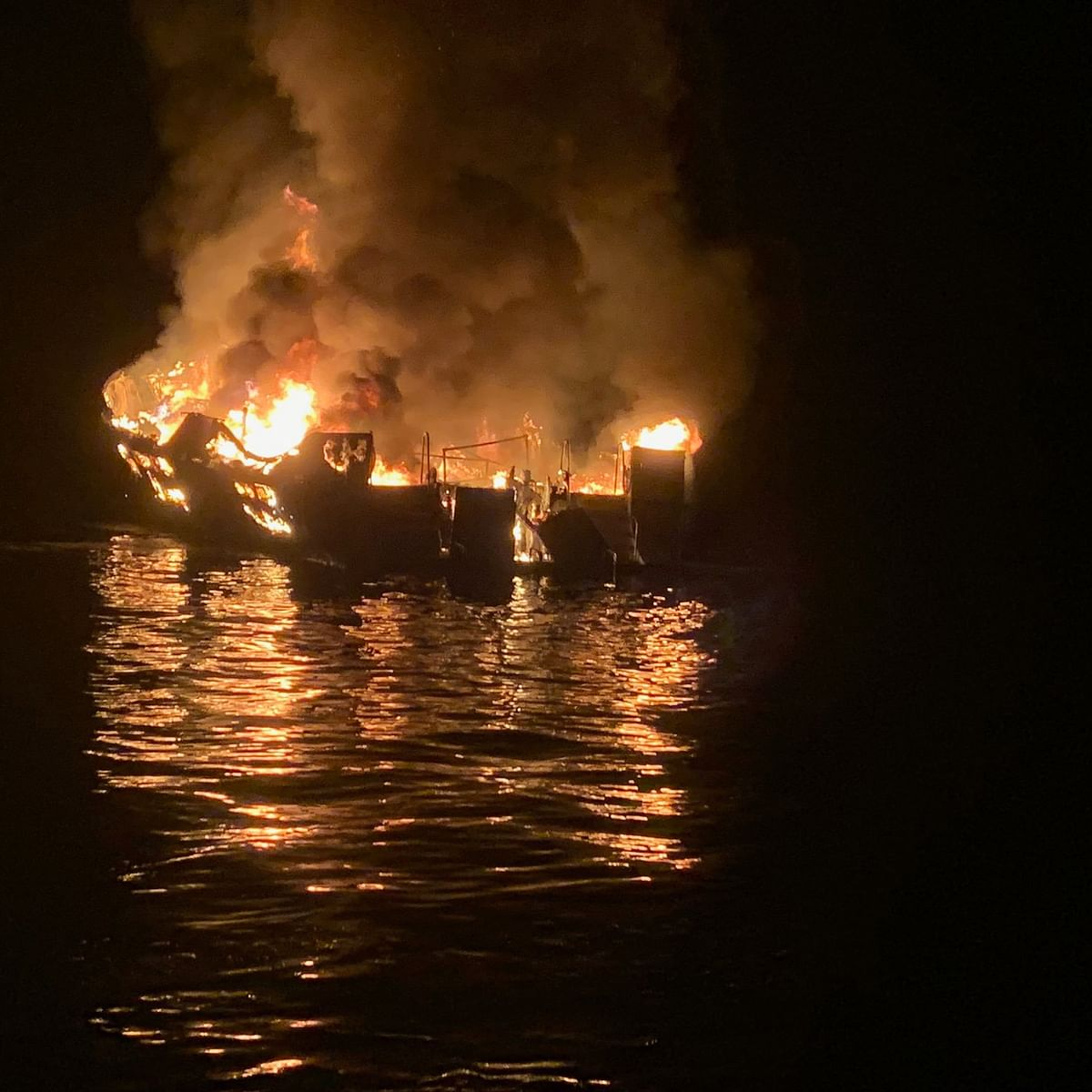 US-based Indian couple, scientist killed in California boat fire