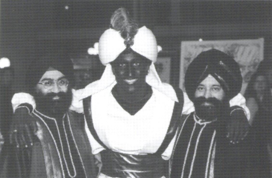 Canadian Prime Minister Justin Trudeau's blackface image