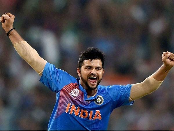 I can be India's No. 4: Suresh Raina