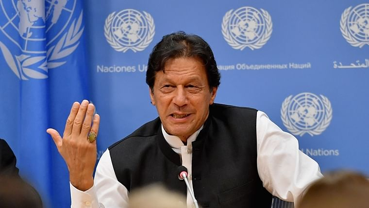 Even Congress party in India says that poor people have been shut inside for 50 days: Imran Khan on Kashmir issue