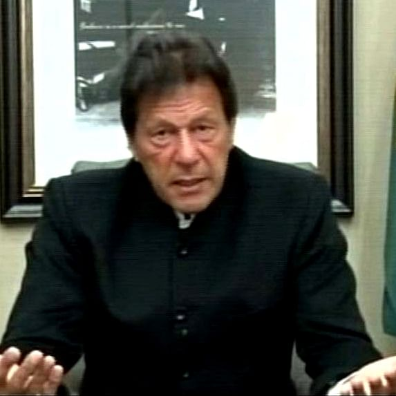 No need for talks if resignation sole demand of Opposition: PM Imran Khan