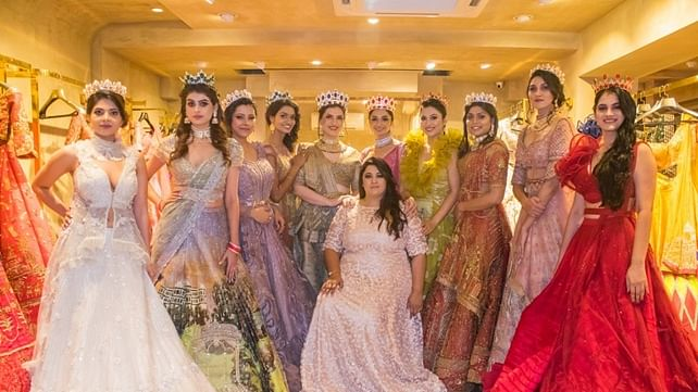 Winners of Mrs.India – Pride Of Nation 2019 shoots sizzles at a photoshoot