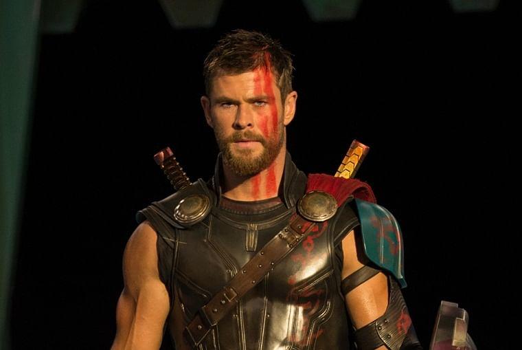 3. Chris Hemsworth- Thor: 90 Million USD
