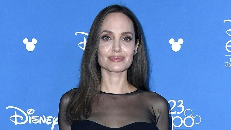 Newly single Angelina Jolie could do with a serious boyfriend