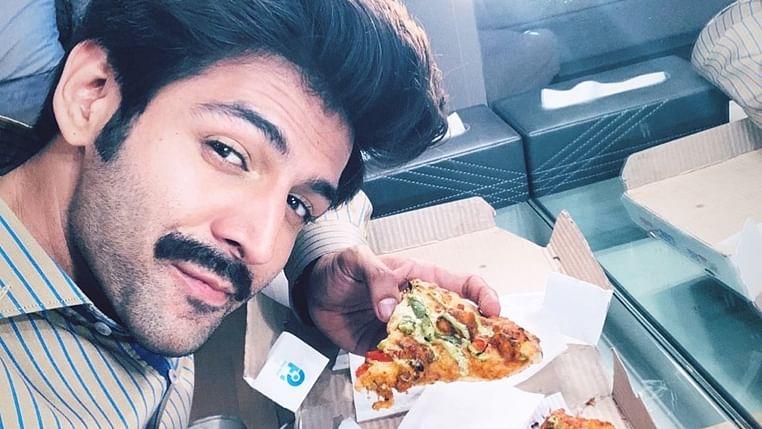 Bhumi Pednekar ruins Kartik Aaryan's 'full-on diet', sends a box of pizza