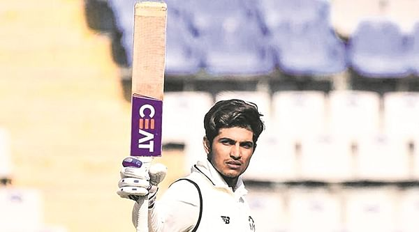 Shubman Gill misses out on century