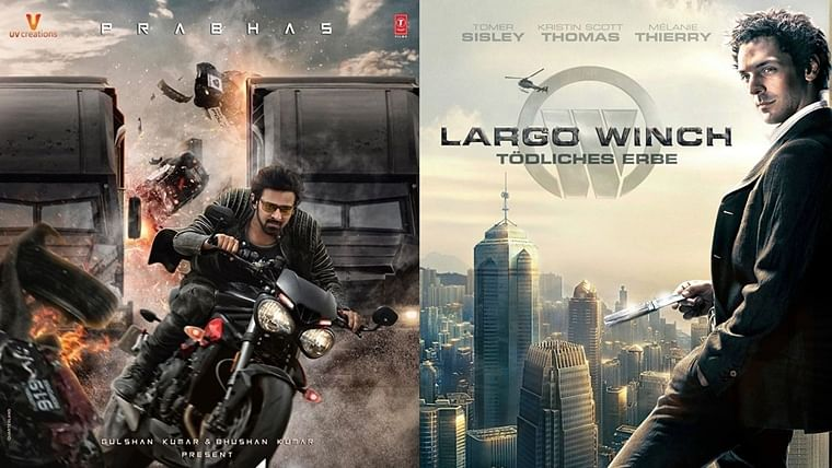 Steal my work, at least do it properly: French director slams 'Saaho' makers for copying his film