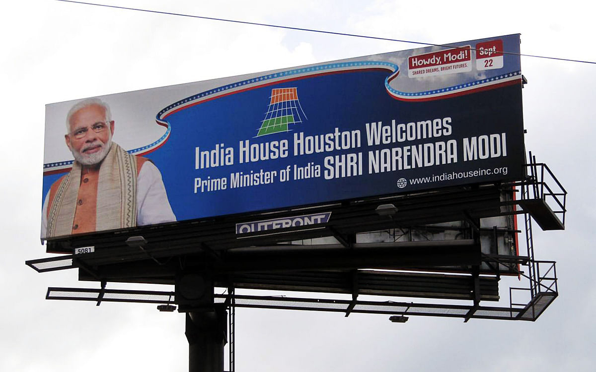 'Howdy Modi' event: Houston gears up to welcome PM Modi