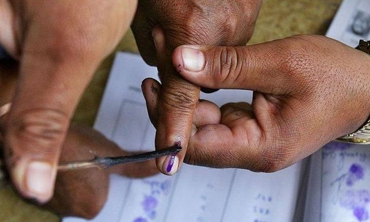 Pala election results Update: LDF candidate takes lead, BJP in third place