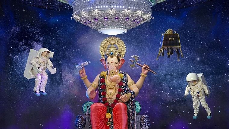 Mumbai: Lalbaugcha Raja Ganeshotsav Mandal fined Rs 60 lakh over past six years for failing to fill holes of decoration, says report