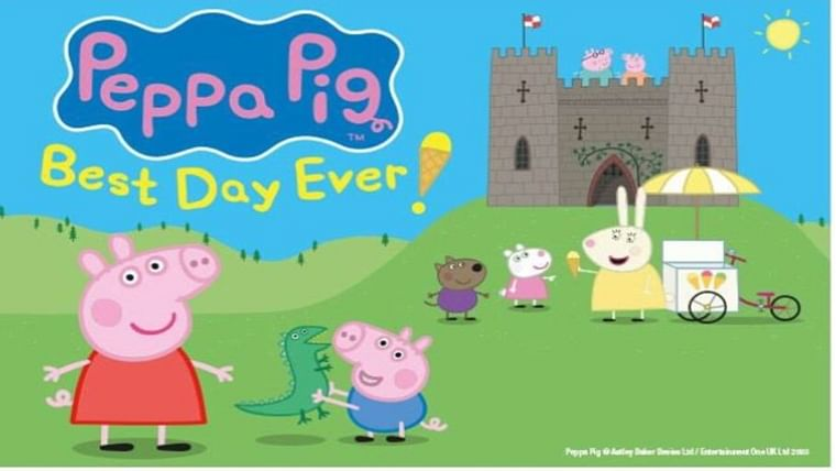 Peppa Pig Musical is set to come to India after US and UK success