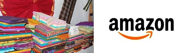 Local Maharashtrain weavers' work to be launched on Amazon India