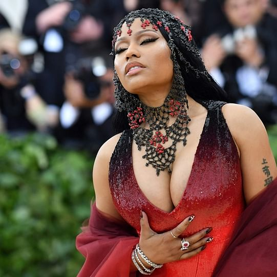 Rapper Nicki Minaj says she's retiring from music to have a family