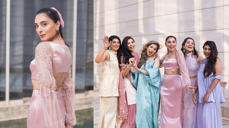 It's a Turkey wedding for fashion entrepreneur Pernia Qureshi