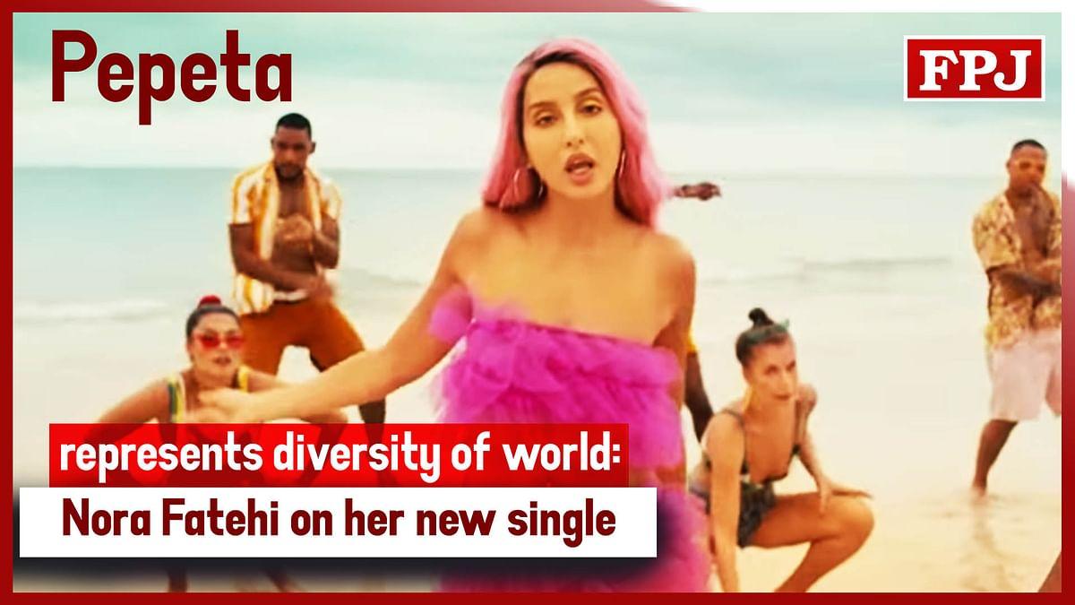 'Pepeta' Represents Diversity Of World: Nora Fatehi On Her New Single
