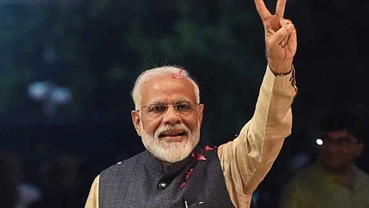 #HappyBirthdayNarendraModi dominates Twitter top trends as PM Narendra Modi turns 69