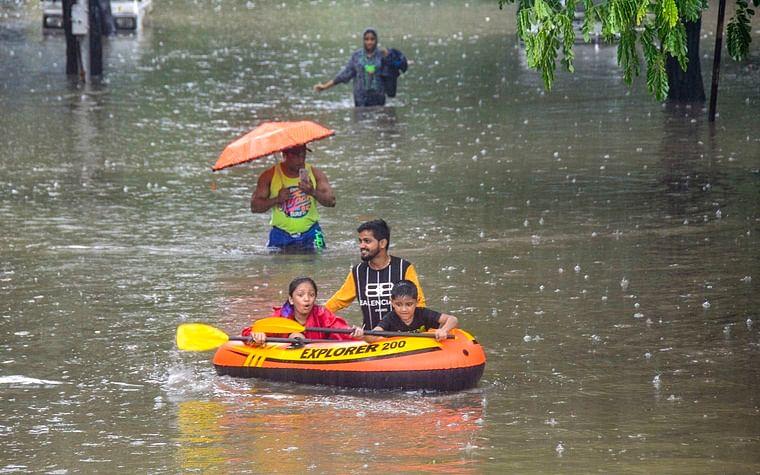 Incessant Mumbai rains claim 7 lives across city